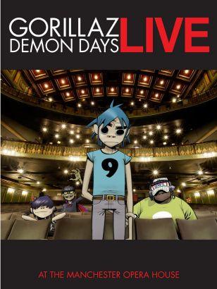 Gorillaz: Demon Days - Live at the Manchester Opera House