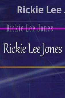 Rickie Lee Jones: Live in Stockholm