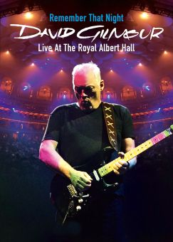 David Gilmour---Live at the Royal Albert Hall: Remember That Night