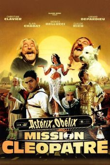 Asterix et Obelix-au Service de Cléopâtre