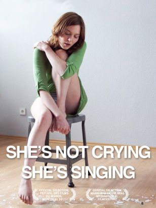 She Is Not Crying, She Is Singing