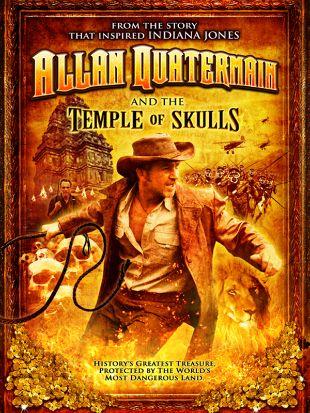Allan Quatermain and the Temple of Skulls