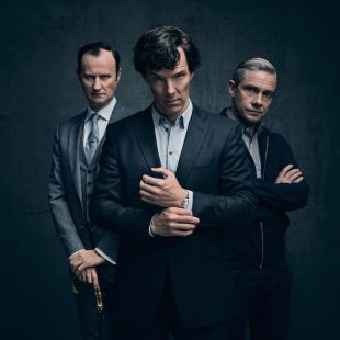 Sherlock [TV Series]