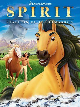 Spirit Stallion Of The Cimarron Tattoo