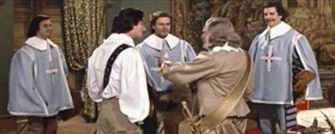 Les Trois Mousquetaires - La Vengeance de la Malady