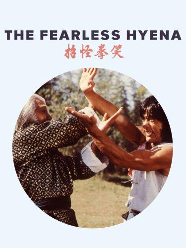 Fearless Hyena