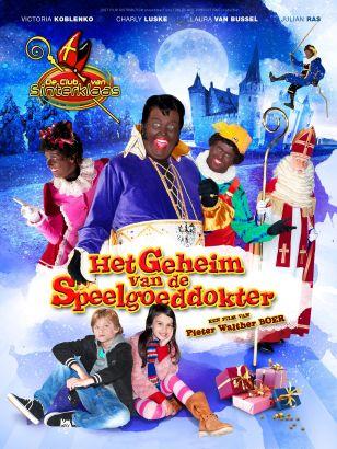 De Club van Sinterklaas & Het Geheim van de Speelgoeddokter