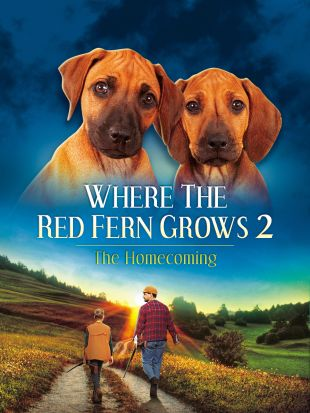 Where the Red Fern Grows---Part 2