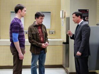 The Big Bang Theory: The Rothman Disintegration