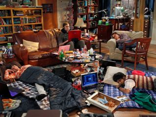 The Big Bang Theory: The Weekend Vortex