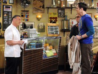 The Big Bang Theory: The Werewolf Transformation