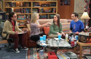 The Big Bang Theory: The Love Spell Potential