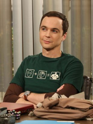The Big Bang Theory: The Tangible Affection Proof