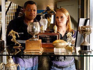 CSI: Crime Scene Investigation: Bloodsport (2009)