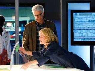 CSI: Crime Scene Investigation: Seeing Red