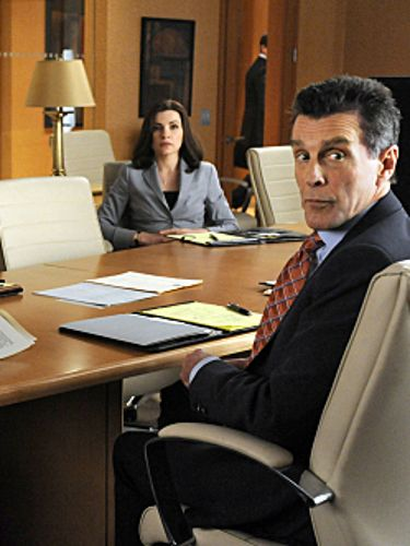 The Good Wife : In Sickness
