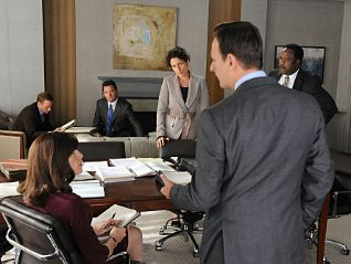 The Good Wife: Get a Room