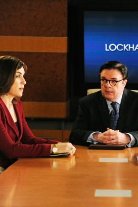 The Good Wife: And the Law Won
