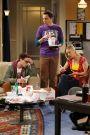 The Big Bang Theory : The Cushion Saturation