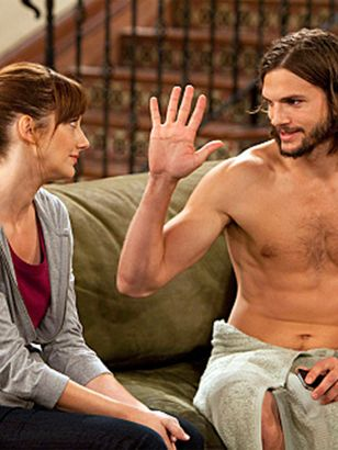 Two and a Half Men: People Who Love Peepholes