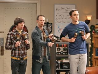 The Big Bang Theory: The Santa Simulation