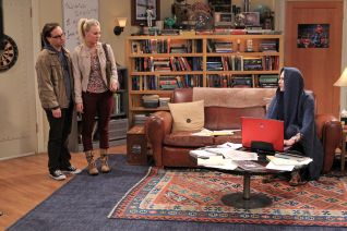 The Big Bang Theory: The Cooper/Kripke Inversion