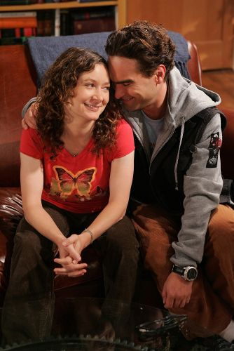 The Big Bang Theory : The Fuzzy Boots Corollary