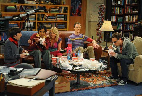 The Big Bang Theory : The Jerusalem Duality