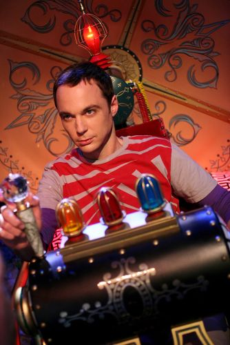The Big Bang Theory : The Nerdvana Annihilation