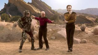 The Big Bang Theory: The Bakersfield Expedition
