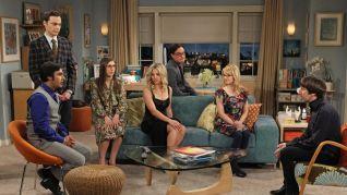The Big Bang Theory: The Closet Reconfiguration