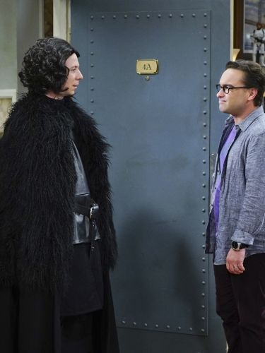 The Big Bang Theory : The Viewing Party Combustion