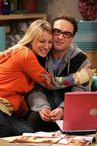 The Big Bang Theory : The Tangerine Factor