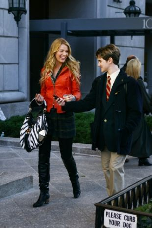 Gossip Girl : A Thin Line Between Chuck and Nate