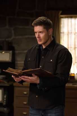 Supernatural: Book of the Damned