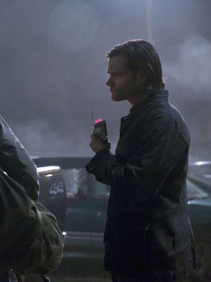 Supernatural: Halt & Catch Fire