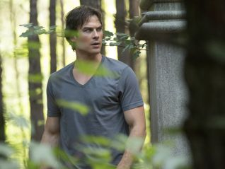 The Vampire Diaries: Never Let Me Go