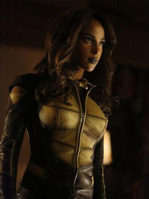 Arrow: Taken