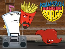Aqua Teen Hunger Force: Season 01