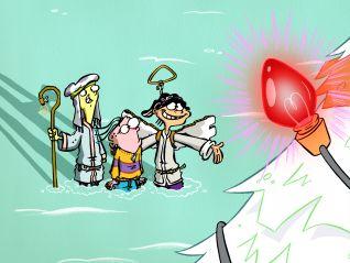 Ed, Edd n Eddy: Jingle Jingle Jangle