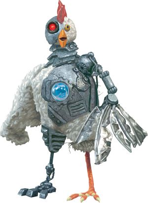 Robot Chicken [Animated TV Series]