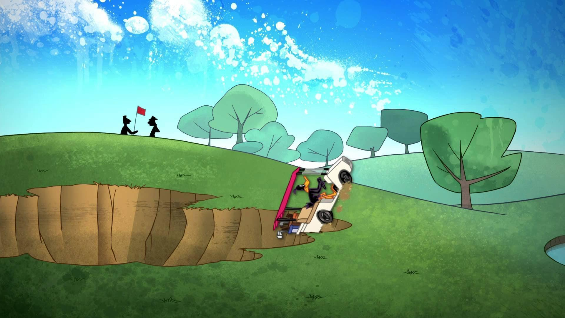 The Looney Tunes Show: Casa de Calma
