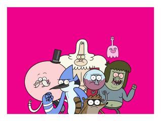 Regular Show [Animated TV Series]