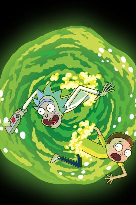 Rick and Morty [Animated TV Series]