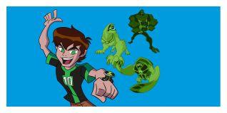 Ben 10: Omniverse [Animated TV Series]