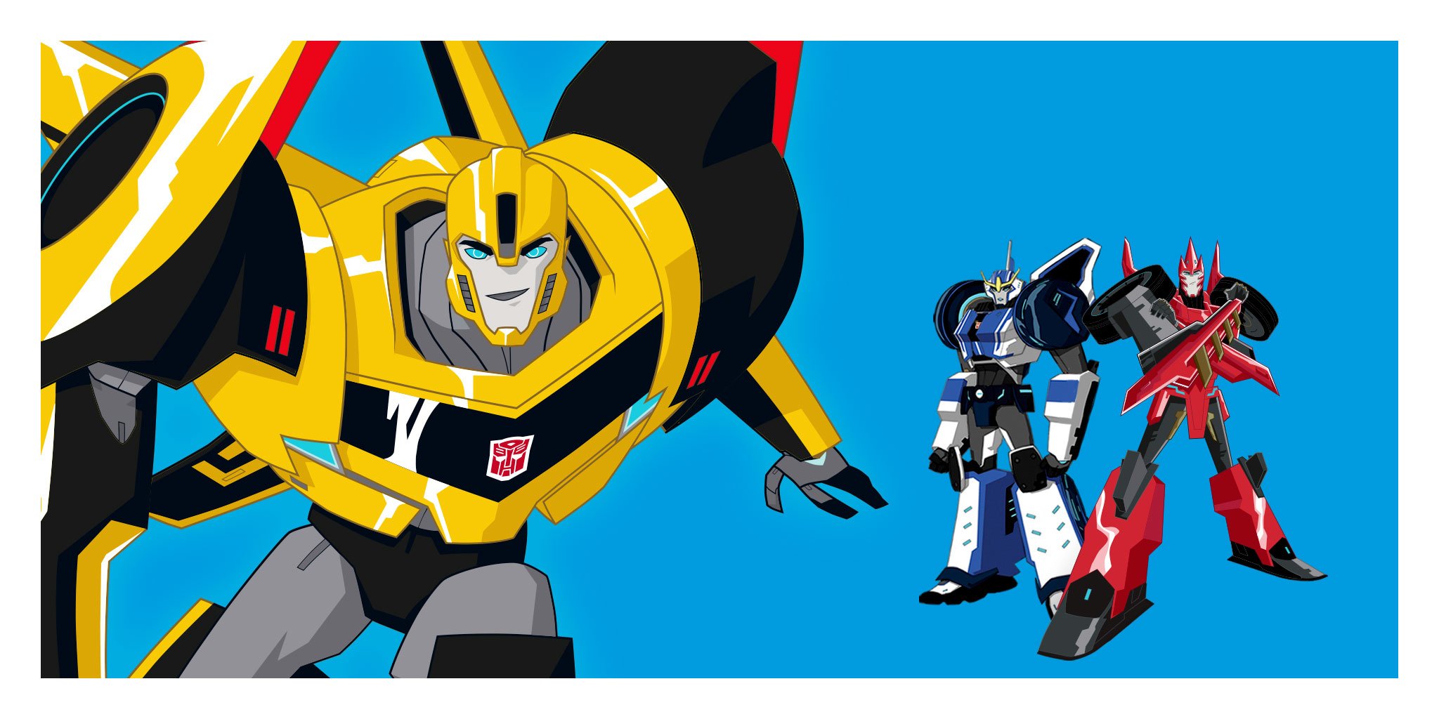 Transformers: Robots in Disguise [Anime Series]