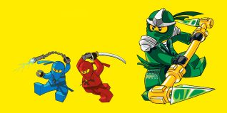 LEGO Ninjago: Masters of Spinjitzu [Animated TV Series]