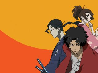 Samurai Champloo [Anime Series]