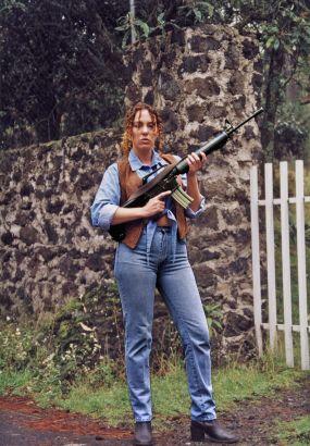 Carmela la Michoacana