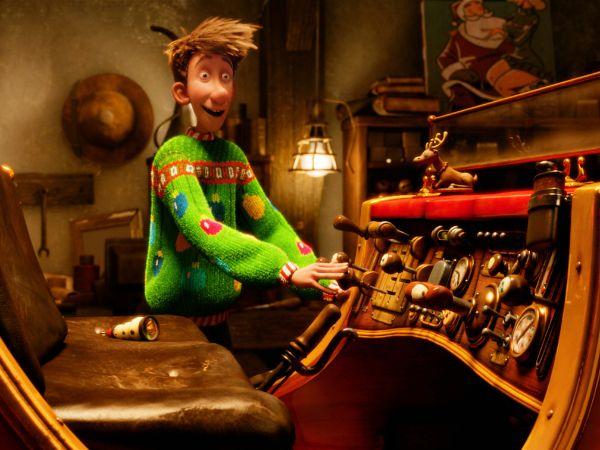 Arthur christmas cast